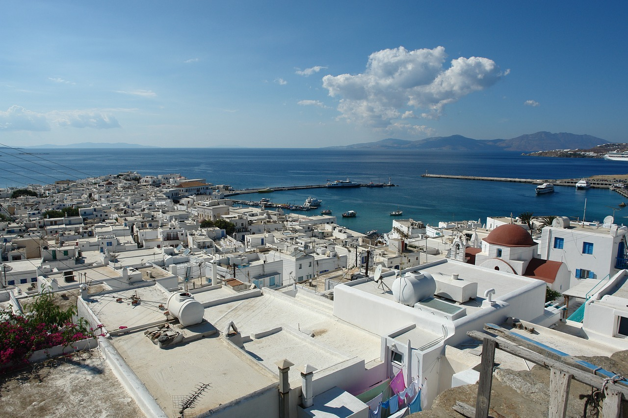 Gli hotel più belli di Mykonos