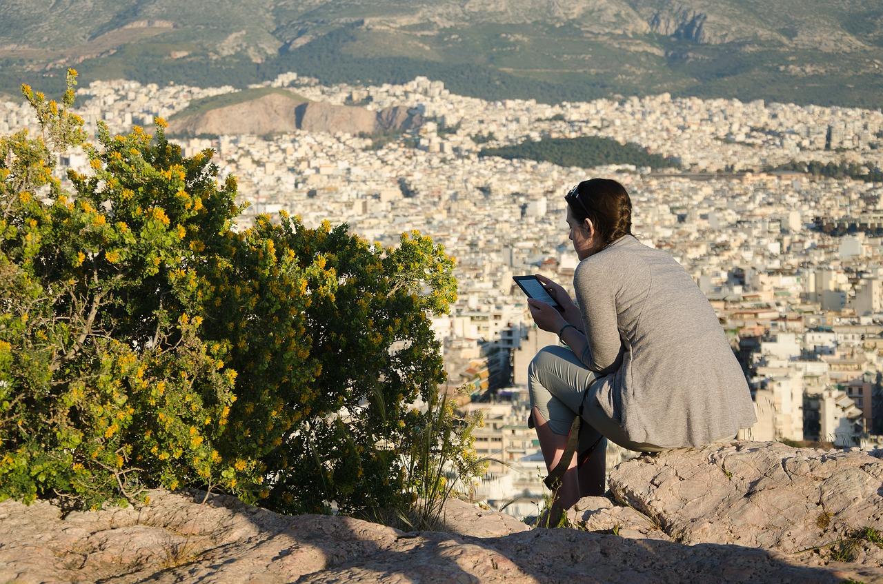 5 libri da leggere nei weekend ad Atene