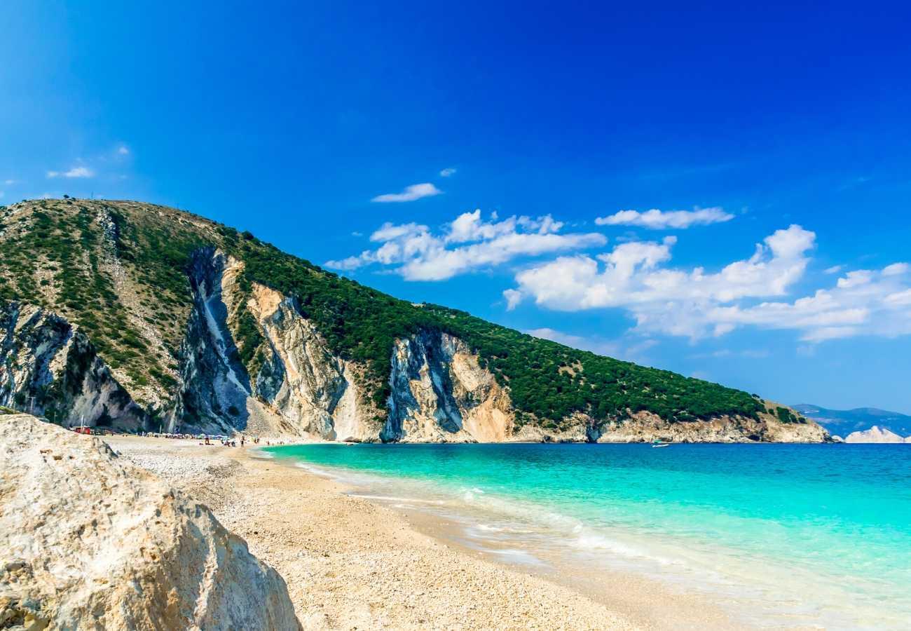 Collegamenti isola di Cefalonia dall'Italia