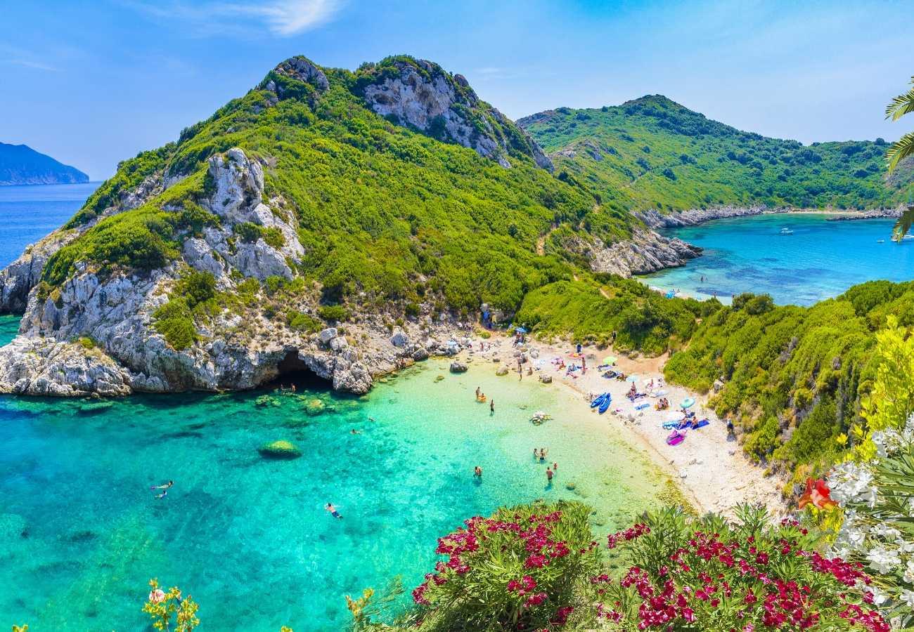 Collegamenti isola di Corfù dall'Italia
