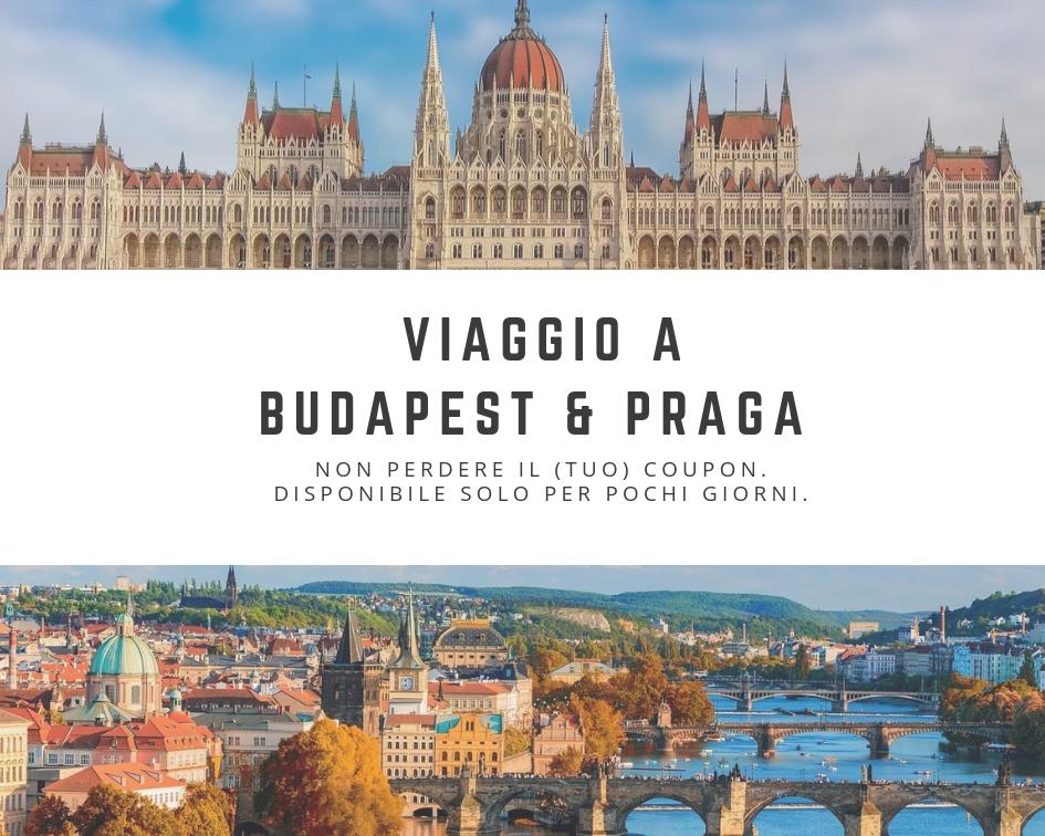 Budapest + Praga: prenota ora il tuo weekend con Hi-land