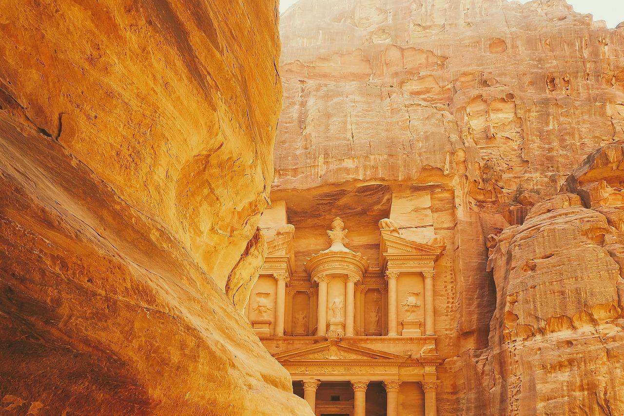Giordania: 5 luoghi e itinerari dell'Oriente dalla bellezza magica