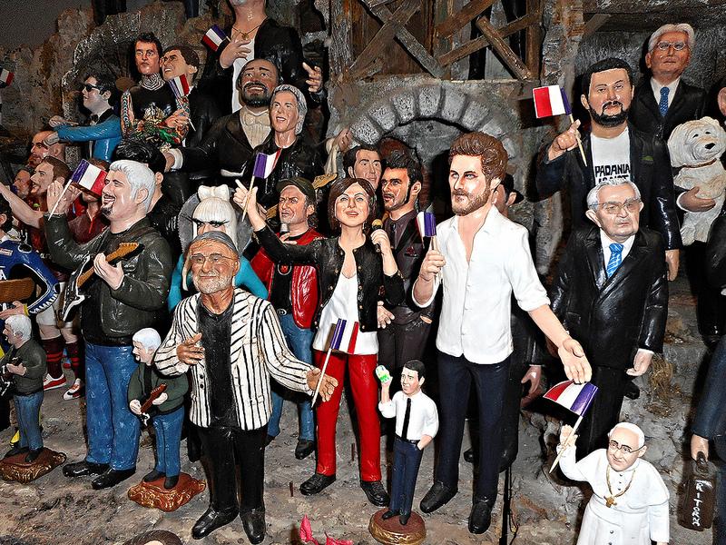 Dove si festeggia il Natale a Napoli? A San Gregorio Armeno