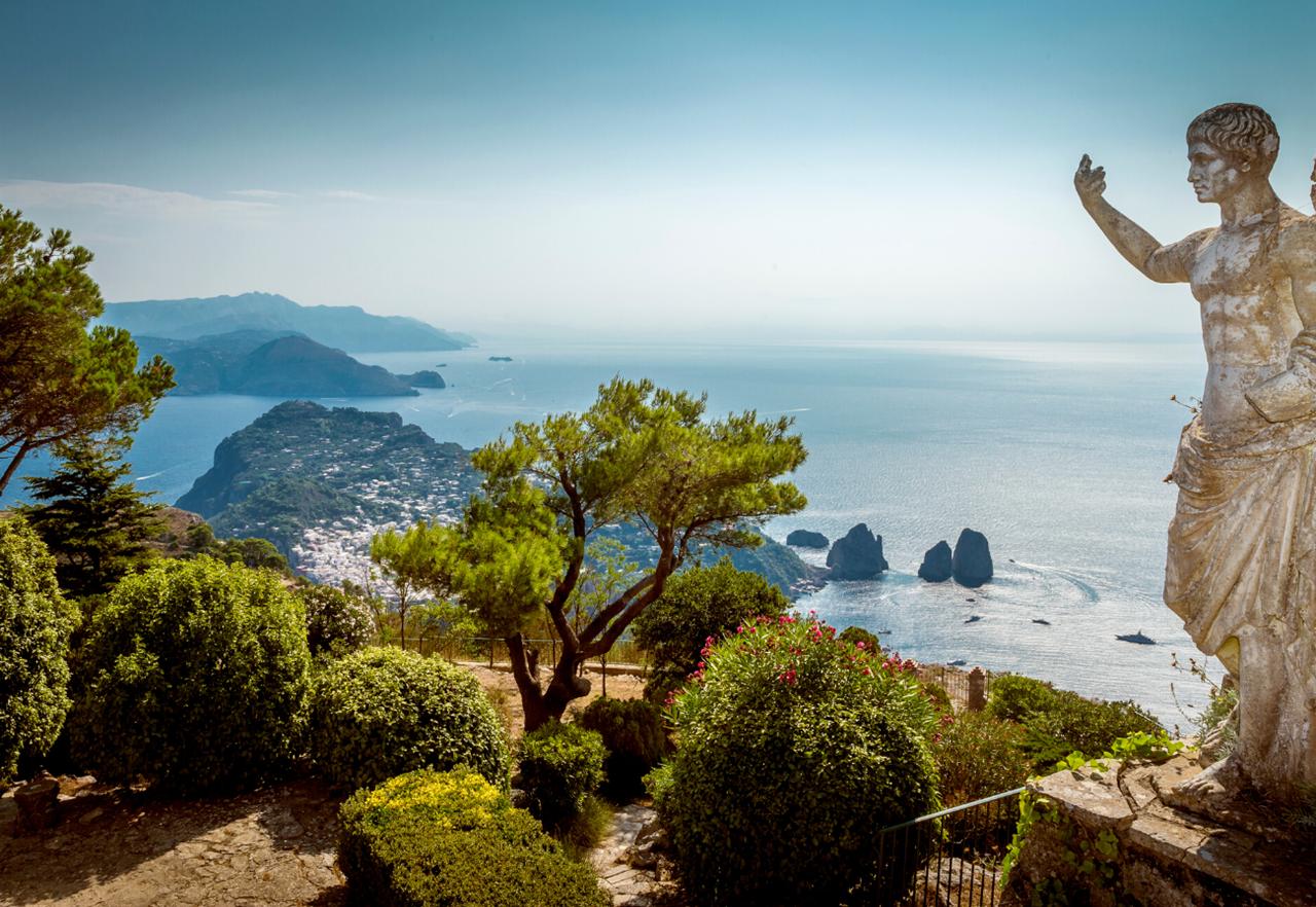 Un tuffo nel blu: le spiagge più belle dell'isola di Capri