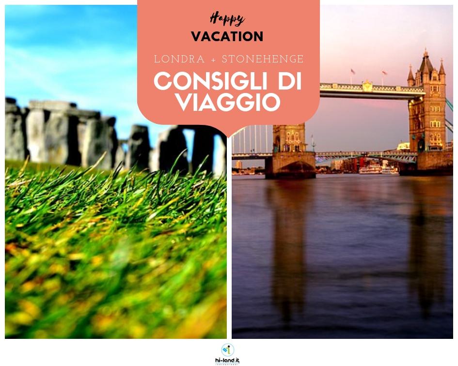 Il vostro viaggio combinato Londra Stonehenge per rendere il vostro soggiorno in Europa indimenticabile.
