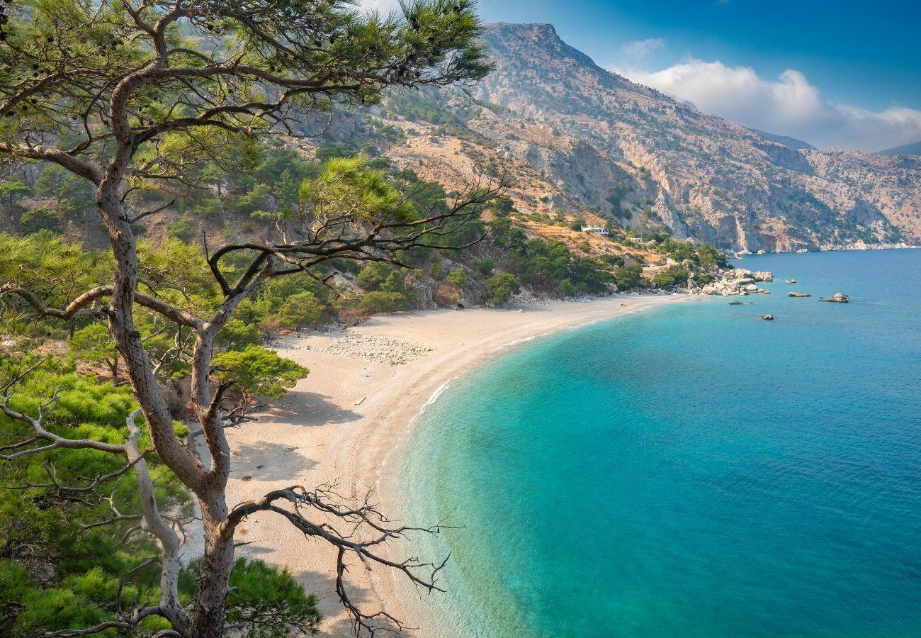 Collegamenti isola di Karpathos dall'Italia