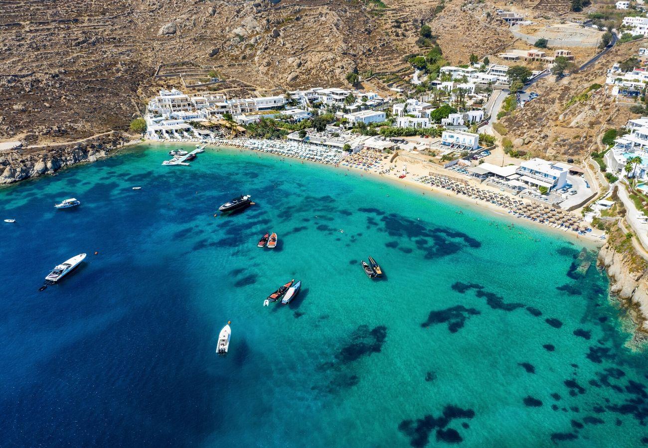 Collegamenti isola di Mykonos dall'Italia