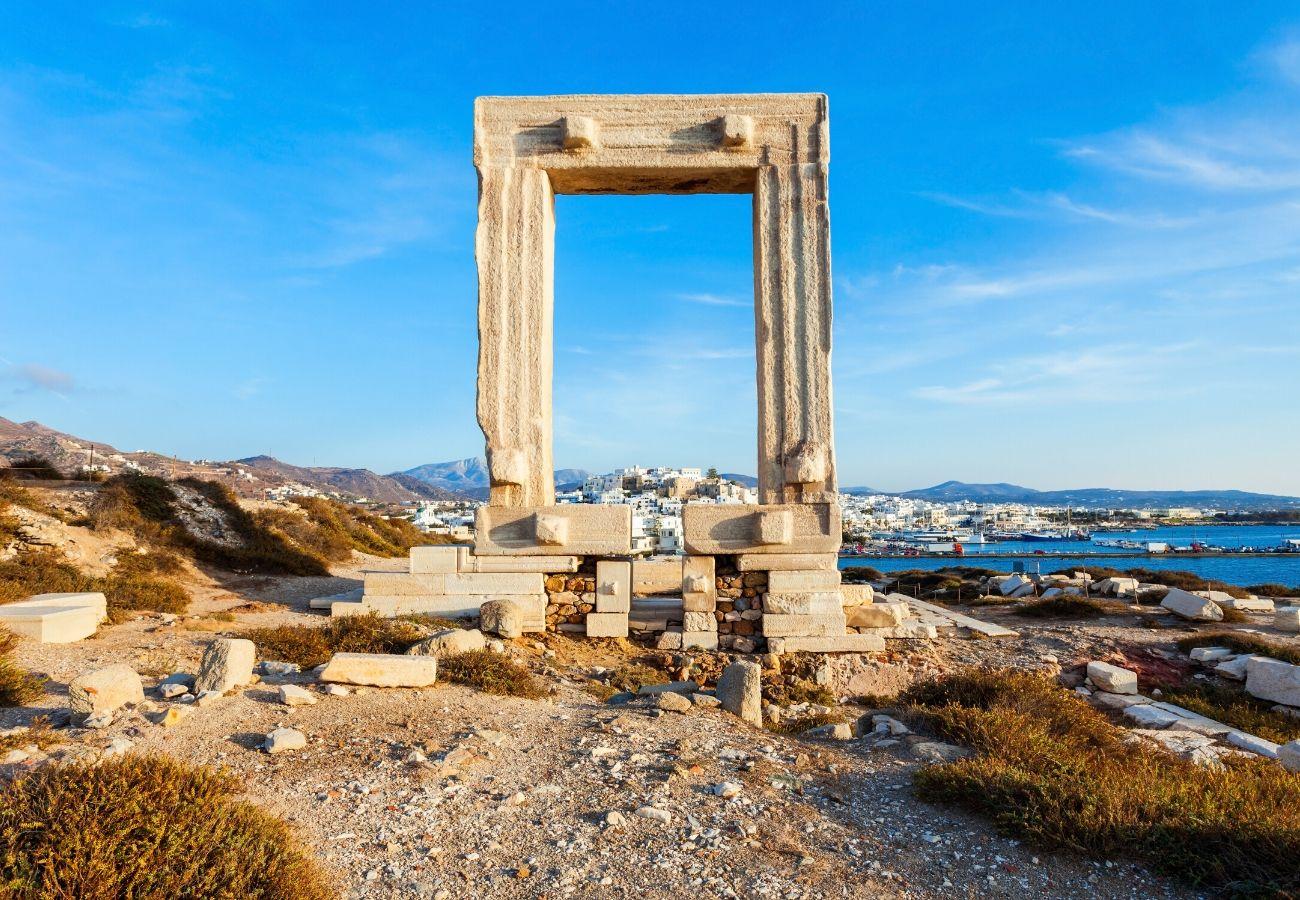 Informazioni utili sull'isola di Naxos