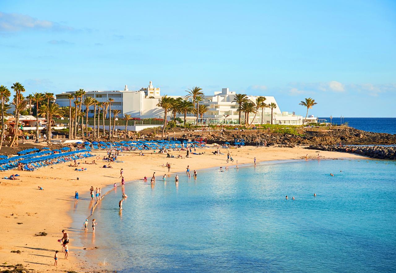 Le spiagge di Lanzarote