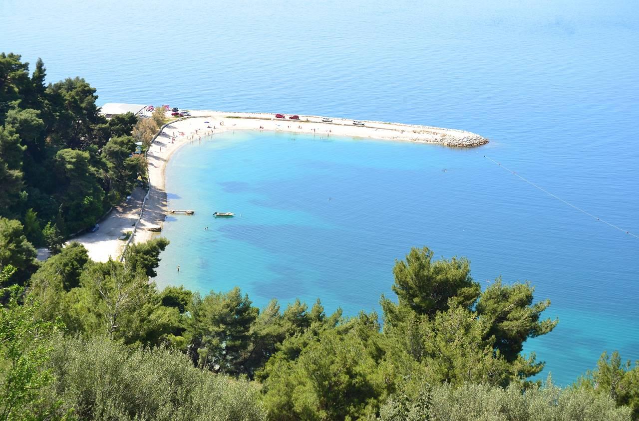 Le spiagge più belle di Spalato