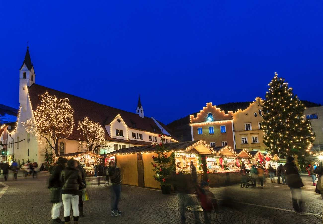 I più bei mercatini di natale del Trentino Alto Adige