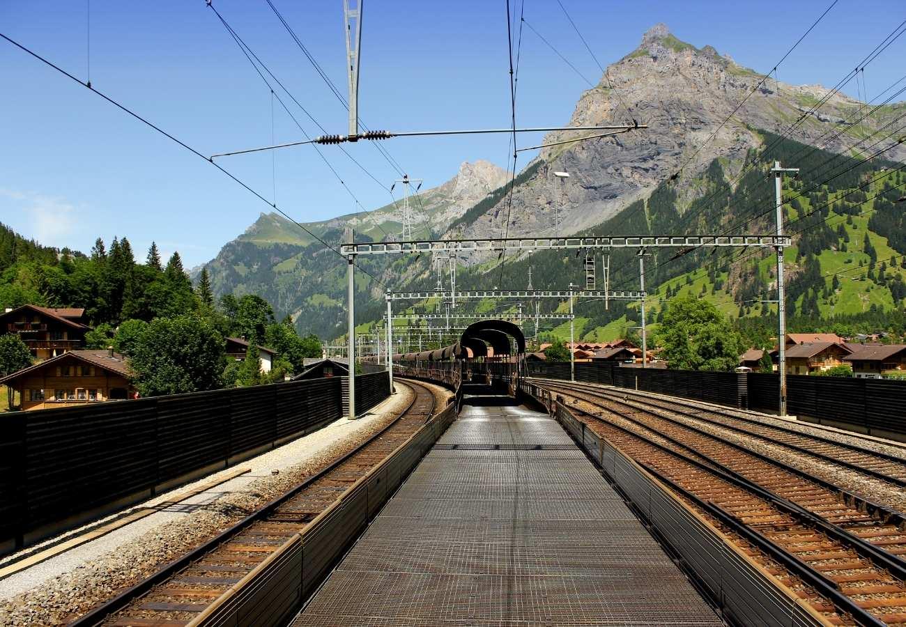 Ecco come raggiungere le località dell'Alto Adige in treno