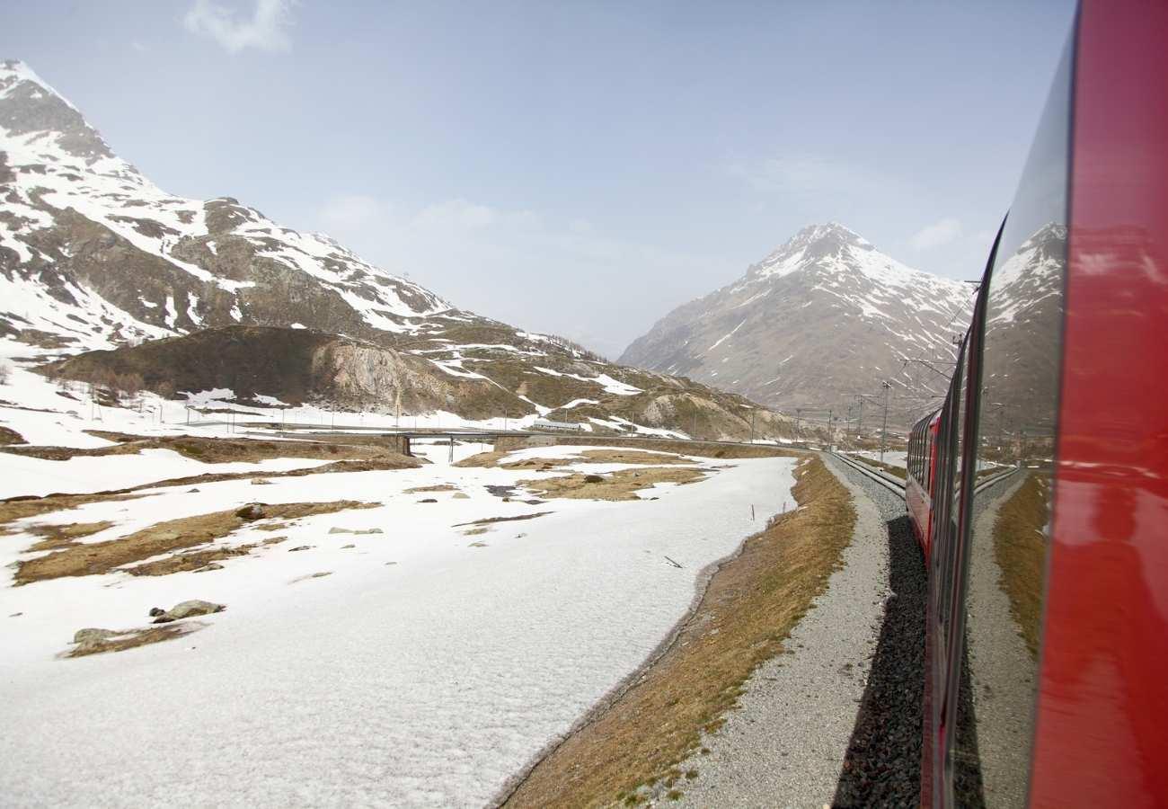 Ecco come raggiungere le località del Trentino in treno