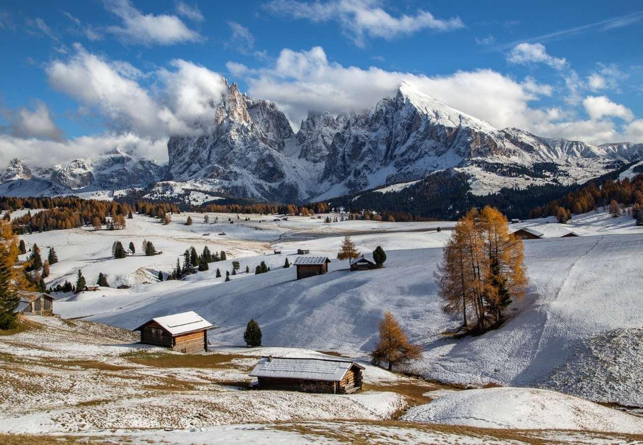 Informazioni utili e curiosità sul comprensorio delle Alpe di Siusi.