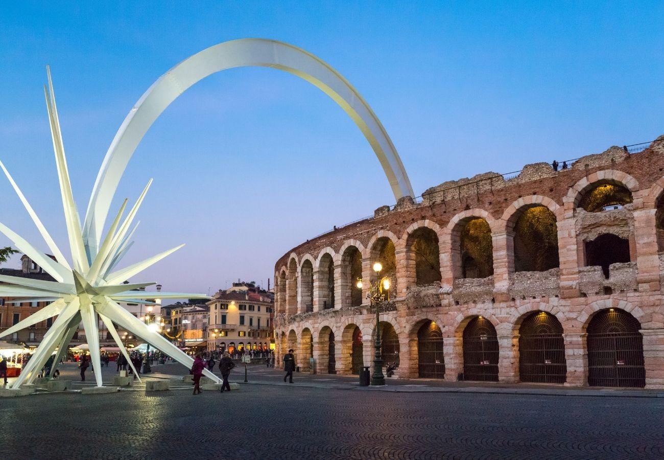 Natale a Verona: mercatini e presepi dal mondo