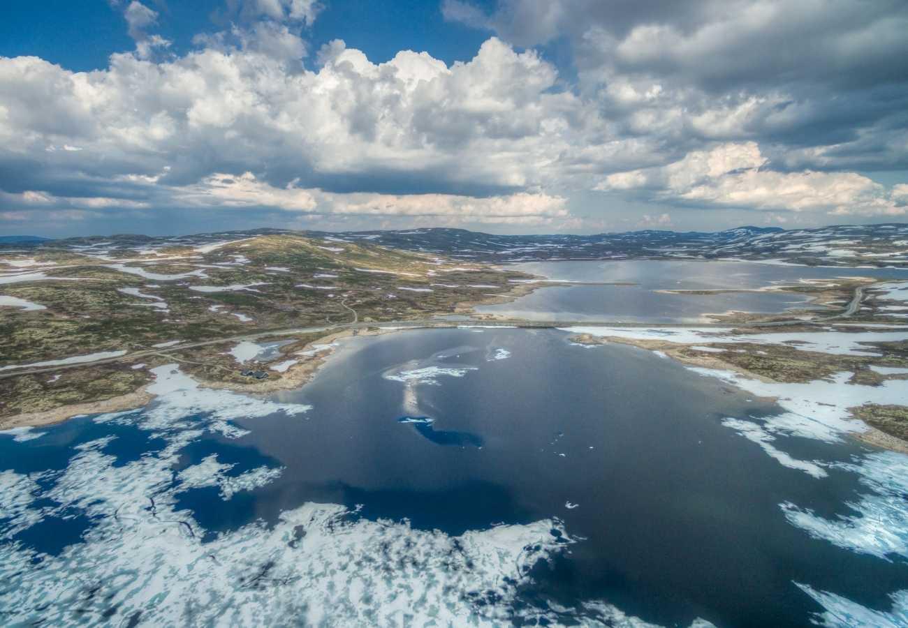 Hardangervidda_lago